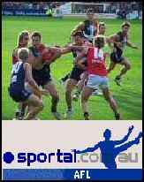 AFL Australian Football League, Australian Rules