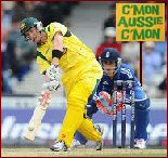 World Series Cricket C'mon Aussie c'mon c'mon