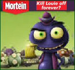 Louie the fly Mlortein